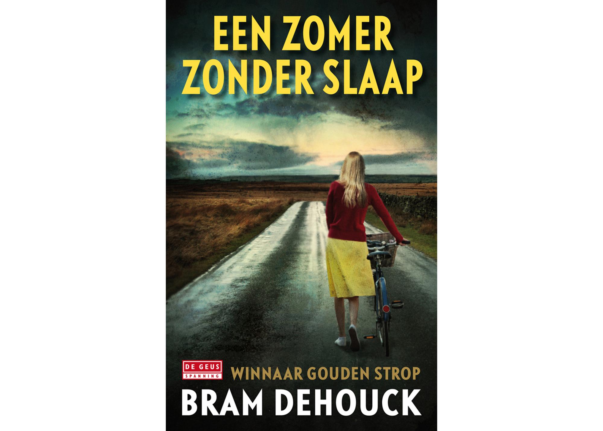 Een zomer zonder slaap - Bram Dehouck
